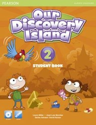 Papel Our Discovery Island American 2 Student'S Book