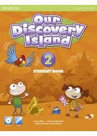 Papel American Our Discovery Island 2 - Sb + Cd-Rom