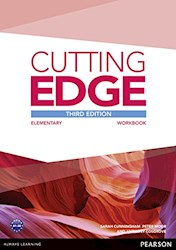 Papel Cutting Edge Third Edition Elementary Workbook Without Key