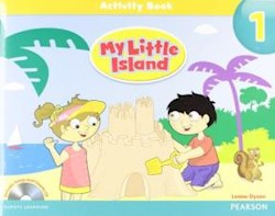 Papel My Little Island Level 1 Activity Book And Songs And Chants Cd Pack