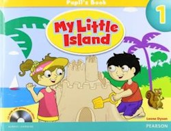 Papel My Little Island Level 1 Student'S Book And Cd Rom Pack