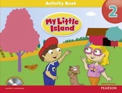 Papel My Little Island Level 2 Activity Book And Songs And Chants Cd Pack