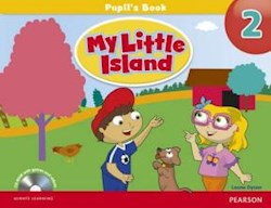 Papel My Little Island Level 2 Student'S Book And Cd Rom Pack