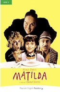 Papel MATILDA (PEARSON ENGLISH READERS LEVEL 3) (WITH MP3 AUDIO CD)