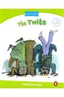 Papel TWITS (PENGUIN KIDS LEVEL 4) (RUSTICA)