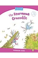 Papel ENORMOUS CROCODILE (PENGUIN KIDS LEVEL 2) (RUSTICA)