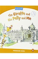 Papel GIRAFFE AND THE PELLY AND ME (PENGUIN KIDS LEVEL 3)