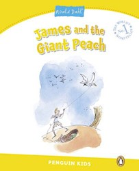 Papel James And The Giant Peach (Pearson Kids Level 6)