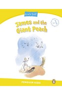 Papel JAMES AND THE GIANT PEACH (PENGUIN KIDS LEVEL 6)