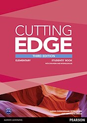 Papel Cutting Edge Third Edition Elementary Students' Book And Dvd Pack