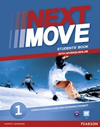 Papel Next Move 1 Student'S Book With My English Lab