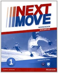 Papel Next Move 1 Workbook With Mp3 Cd