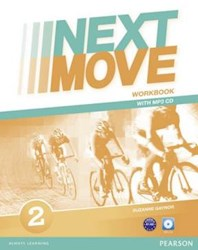 Papel Next Move 2 Workbook & Mp3 Cd