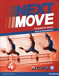 Papel Next Move 4 Students' Book With My English Lab