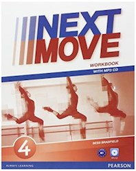 Papel Next Move 4 Workbook & Mp3 Cd