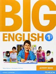 Papel Big English 1 Activity Book British English