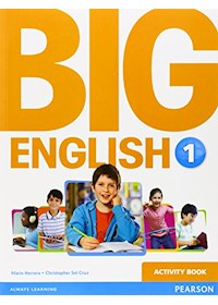 Papel Big English 1 (British) - Activity Book