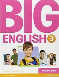Papel Big English 3 Activity Book British English