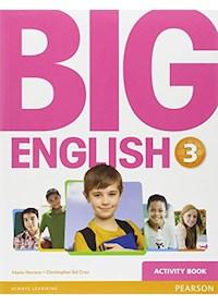 Papel Big English 3 (British) - Activity Book