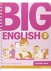 Papel Big English 3 (British) - Tb