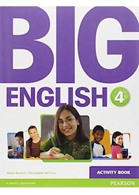 Papel Big English 4 (British) - Activity Book