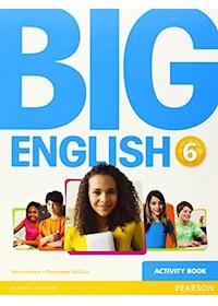 Papel Big English 6 (British) - Activity Book