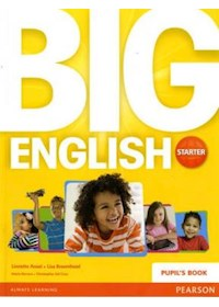 Papel Big English Starter (British) - Pupil'S Book