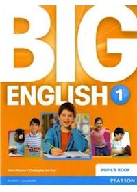 Papel Big English 1 (British) - Pupil'S Book