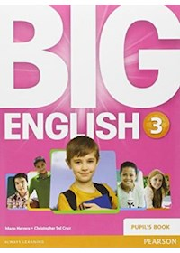 Papel Big English 3 (British) - Pupil'S Book