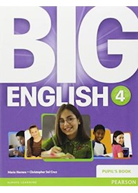 Papel Big English 4 (British) - Pupil'S Book