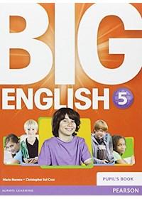 Papel Big English 5 (British) - Pupil'S Book
