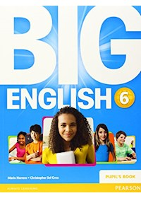 Papel Big English 6 (British) - Pupil'S Book