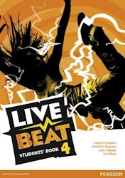 Papel Live Beat 4 Students' Book