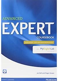 Papel Expert Advanced 3/Ed.- Sb + A/Cd + Mylab
