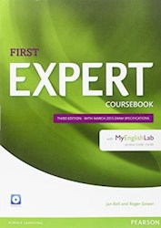 Papel First Expert Third Edition Coursebook With Myenglishlab