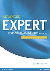 Papel Expert Advanced Student'S Resource Book Without Key (Third Edition)
