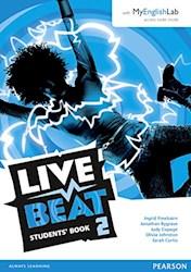 Papel Live Beat 2 Student Book & Myenglishlab Pack