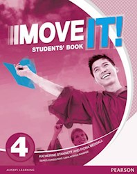 Papel Move It! 4 Students' Book