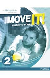 Papel Move it! 2 Students' Book & MyEnglishLab Pack