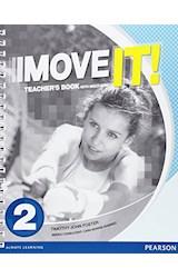 Papel Move it! 2 Teacher's Book
