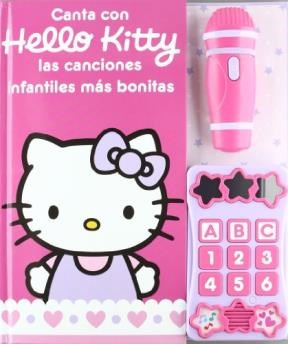 Papel Canta Con Hello Kitty Las Canciones Infantiles Mas Bonitas