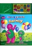 Papel Barney Busca Colores Con
