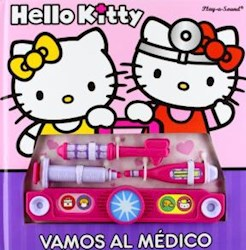 Papel Vamos Al Medico Hello Kitty