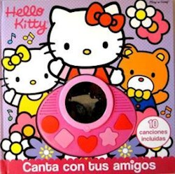 Papel Canta Con Tus Amigos Hello Kitty