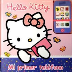Papel Mi Primer Telefono Hello Kitty
