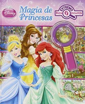 Papel Disney Magia De Princesas
