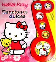 Papel Hello Kitty Canciones Dulces
