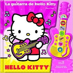 Papel Guitarra De Hello Kitty, La