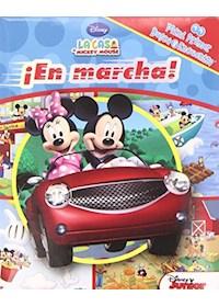 Papel Disney Junior Mini Busca 4 Libros