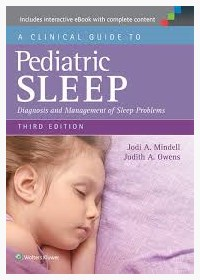 Papel A Clinical Guide To Pediatric Sleep, Diagnosis And Management Of Sleep Problems
